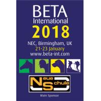 BETA International 2018 logo